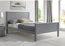 Spoffo Bed Frame August Grove