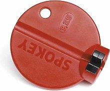 SPOKEY PRO 3.25 WHEEL TOOL: RED - RKSP815 -
