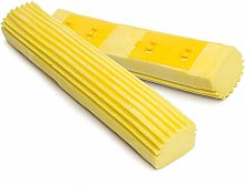 Sponge Mop Head Refill Compatible with MR. SIGA