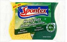 Spontex Heavy Duty Super Absorbent Sponge Scourer