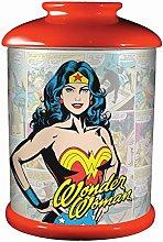 Spoontiques 21003 Wonder Woman Cookie Jar, One