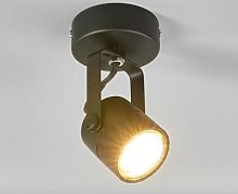 Spot 79 Wall and Ceiling Light 230 V Black