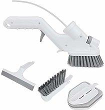 Spray Cleaning Brush Kit, Multifunction Water