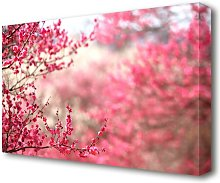 Spring Signs Flowers Canvas Print Wall Art East