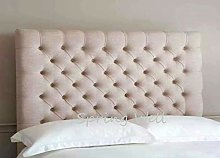 Spring Well, Upholstered Headboard Bedworth with