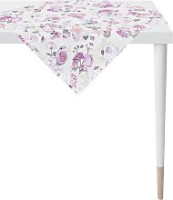 Springtime Tablecloth Apelt Colour: Pink/Purple