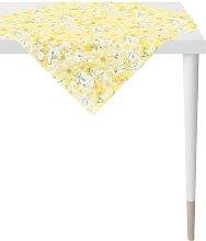 Springtime Tablecloth Apelt Colour: Yellow