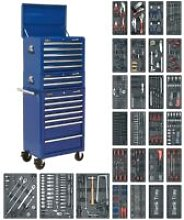 SPTCCOMBO1 Tool Chest Combination 14 Drawer with