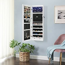 Spurling Wall Mounted Jewellery Armoire with