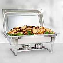 SQ Professional Banquet Stainless Steel Foldable