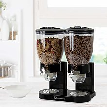 SQ Professional Double Cereal Dispenser Dry Food