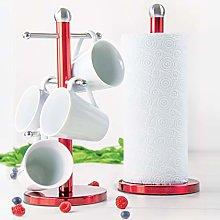 SQ Professional Gems Mug Tree & Roll Holder Set