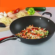 SQ Professional Ultimate Carbon Steel Wok 34cm