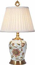 Sqqslzy Table Lamps Ceramic Table Lamps Handmade