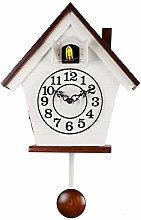SqSYqz Cuckoo Clock,Home Decoration European Light