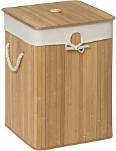 Square Laundry Bin with Lid Brambly Cottage