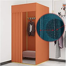 Square Locker Room Dressing Changing Room Privacy