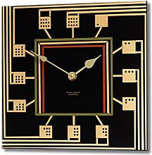 Square Mackintosh Inspired Domino Acrylic Glass