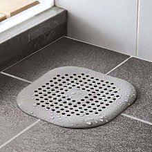 Square Mesh Kitchen Silicone Sink Strainer