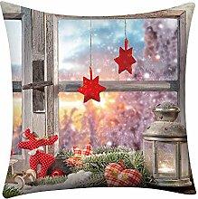 squarex Christmas Decorations Sale, Print Pillow