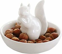 Squirrel Nut Bowl Snack Holders,Decorative Serving
