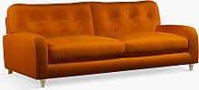 Squishmuffin Large 3 Seater Sofa by Loaf at John