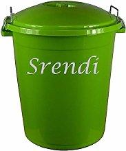 Srendi® 50L Hygienic Plastic