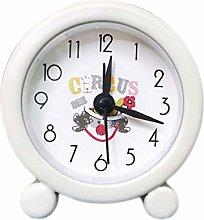 SRQOESFF Alarm Clock 1PCs Creative Cute Cartoon