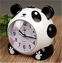 SRQOESFF Alarm Clock Alarm Clock cartoon panda