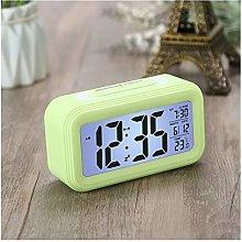 SRQOESFF Alarm Clock Alarm Clock Large Display