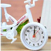 SRQOESFF Alarm Clock New Model Fashion Bicycle