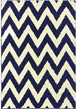 SrS Rugs® Eclipse Collection, Chevron Design,