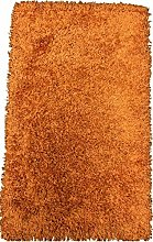 SrS Rugs® Soft Touch Collection, Orange Shaggy