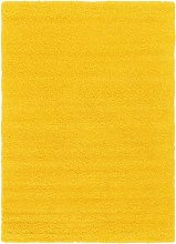 SrS Rugs® Soft Touch Collection, Yellow Shaggy