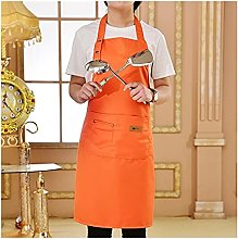 SRXSMGS Apron Waterproof And Oil Resistant Kitchen