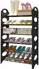 SSBHJXB Portable Simple Shoe Rack For Easy