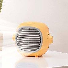 SSCXH Mini fan 200ML Mini Desktop Air Conditioner