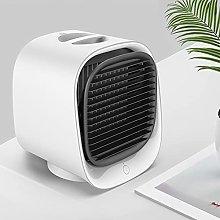 SSCXH Mini Portable Air Cooler Fan USB Cooling Fan