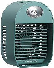 SSCXH Mini USB Portable Air Cooler Fan Air