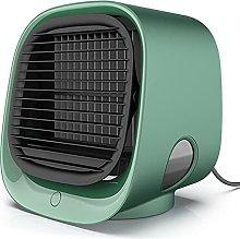 SSCXH USB Desk Mini Fan Portable Air Cooler Fan