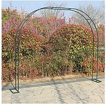 SSHHM Decorative Metal Garden Arch Easy to