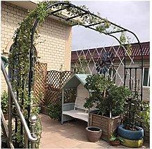 SSHHM Garden Arbor for Roses Climbing