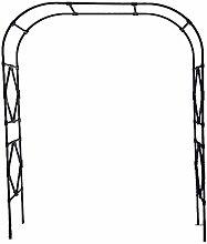 SSHHM Outdoor Garden Arch,Steel Frame Garden Arbor