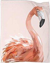 SSKJTC Soft Lightweight Blanket Animal art