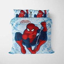 SSLLC 2/3 Piece Duvet Cover – Marvel Spiderman