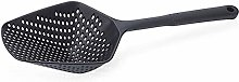 SSN Kitchen Household Long Handle Colander Pasta