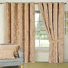 SSP Luxurious Curtain Pair Fully Lined Heavy