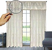 SSP Modern Crushed Velvet Curtain Pair Fully Lined