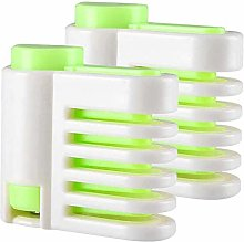 St@llion 2 Pcs Bread Slicer 5 Layer Cake Leveler