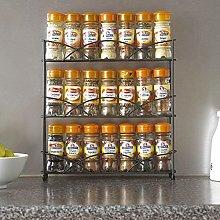St@llion 3 Tier Cupboard Table Kitchen Storage Top